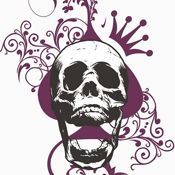 Skull by AcidEater