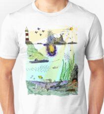 Ocean Depths Colour T-Shirt