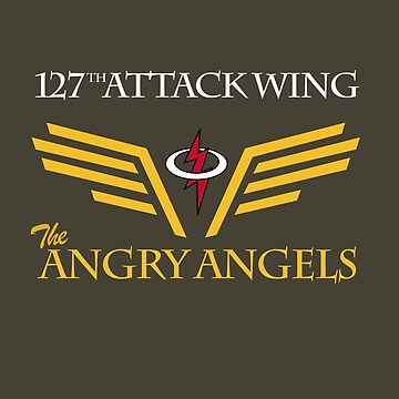 The Angry Angels : 127th Attack Wing by McPod