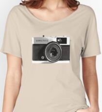 Olympus Trip 35 Classic Camera Women's Relaxed Fit T-Shirt