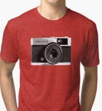 Olympus Trip 35 Classic Camera Tri-blend T-Shirt