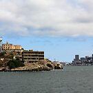 Alcatraz, San Francisco by Hannah Welbourn