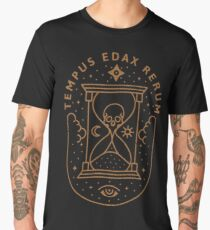 Tempus Edax Rerum Men's Premium T-Shirt