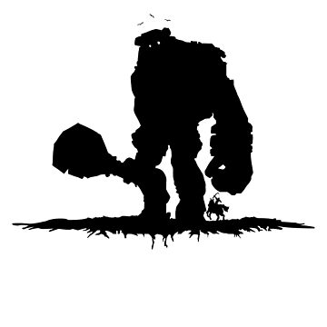Shadow of the colossus by Zenixer