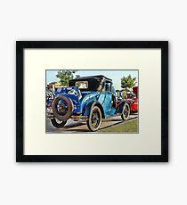 Classic Auto Series # 4 Framed Print