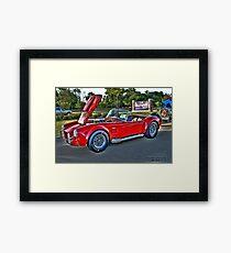 Classic Auto Series # 8 Framed Print