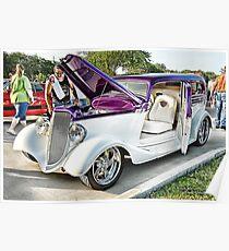 Classic Auto Series # 19 Poster