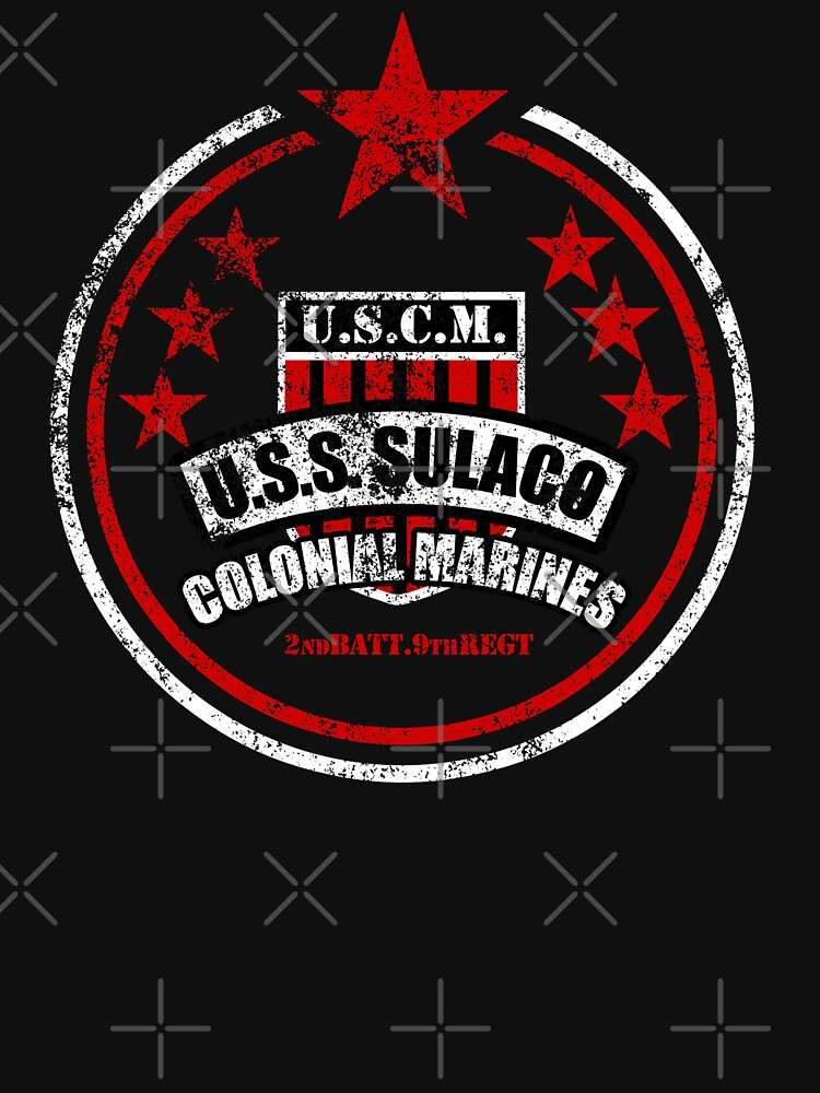 USCM Colonial Marines by McPod