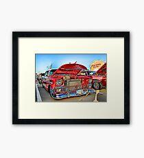 Classic Auto Series # 14 Framed Print