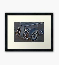 Classic Auto Series # 5 Framed Print