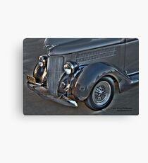 Classic Auto Series # 5 Canvas Print