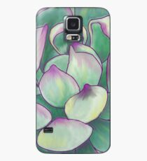 Succulent plant Case/Skin for Samsung Galaxy