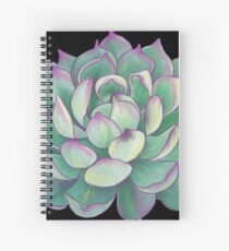 Succulent plant Spiral Notebook
