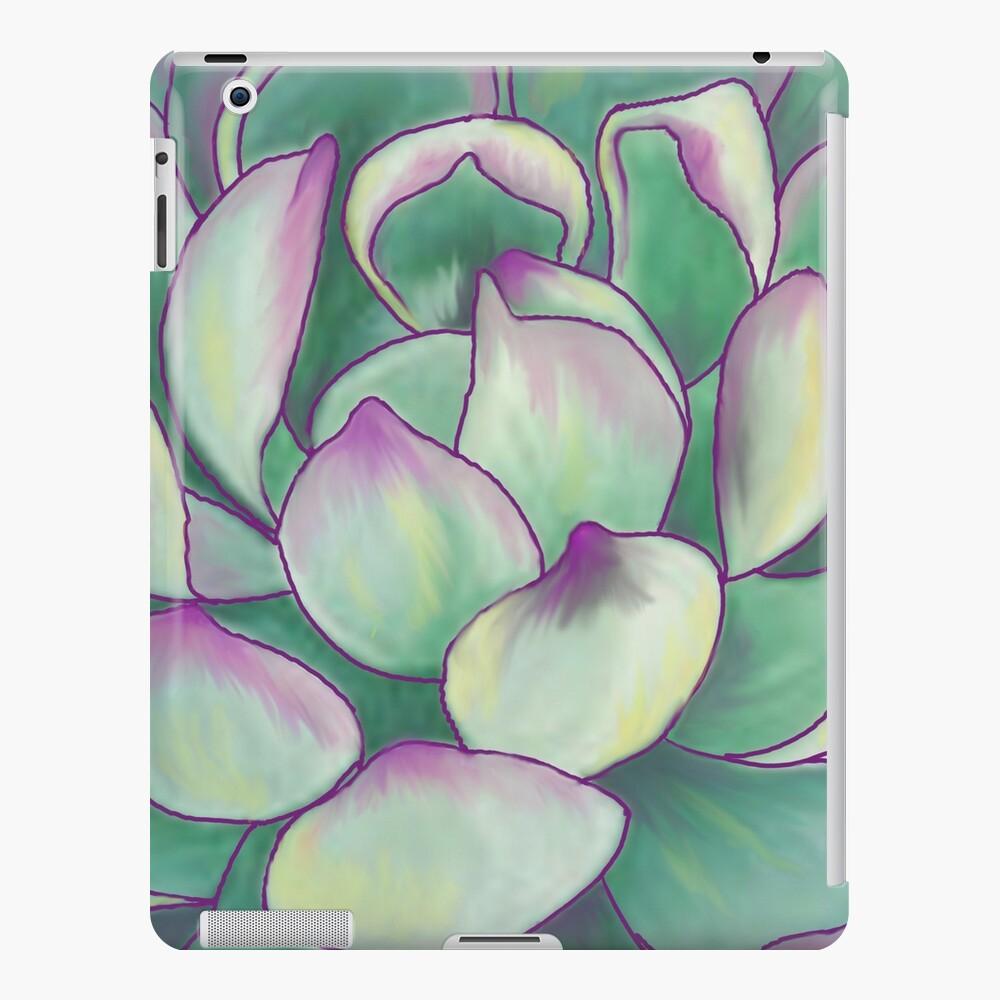 Succulent plant iPad Case & Skin
