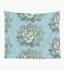 Succulent plant Tapestry