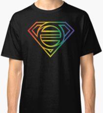 Camiseta clásica Supergay al este de Eli
