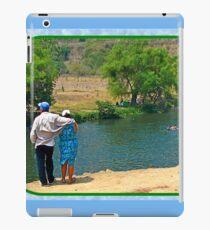 Enjoying a Grand River iPad Case/Skin