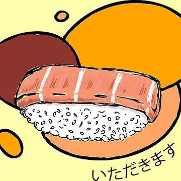 Itadakimasu by AllenVMorion