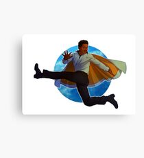 Lando Calrissian Canvas Print