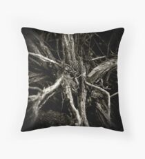 Sage Brush Throw Pillow