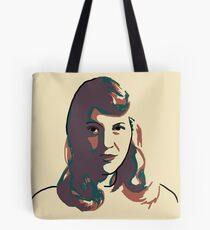 Sylvia Plath Tote Bag