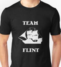 Team Flint with Ship T-Shirt
