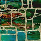 Block Wall by Dana Roper