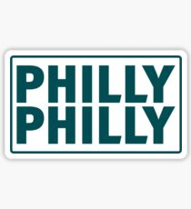 Philly Philly Sticker