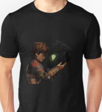 Hiccup & Toothless - Dragon Trainer T-Shirt