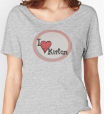 I Love Kirtan Women's Relaxed Fit T-Shirt