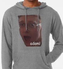 Sudadera con capucha ligera adam vine