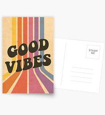 Gute Stimmung Postkarten