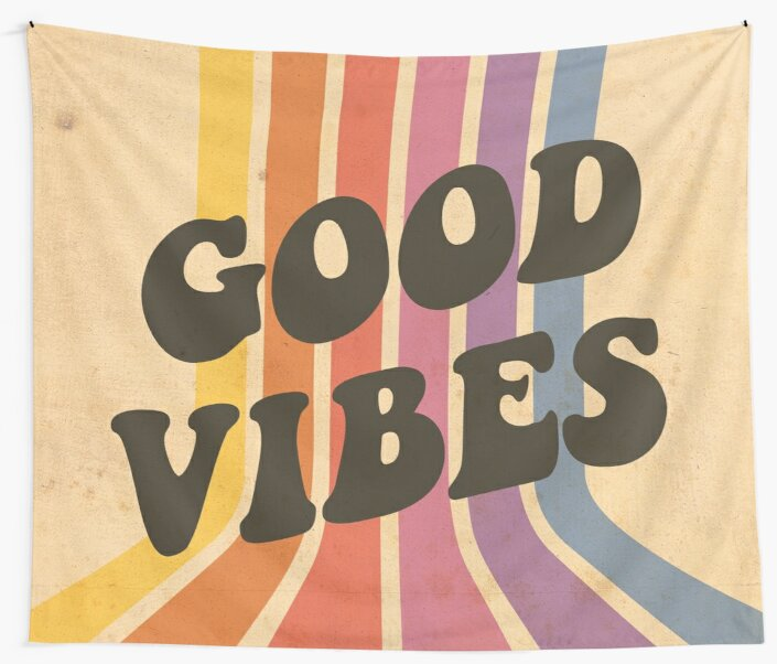 «Buenas vibraciones» de Emma Lou   Graphics