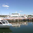 Lakes Entrance - Moorings  by cjcphotography