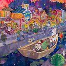 Cat Town Fest by ploveprints