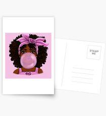 Bubble Gum Postcards