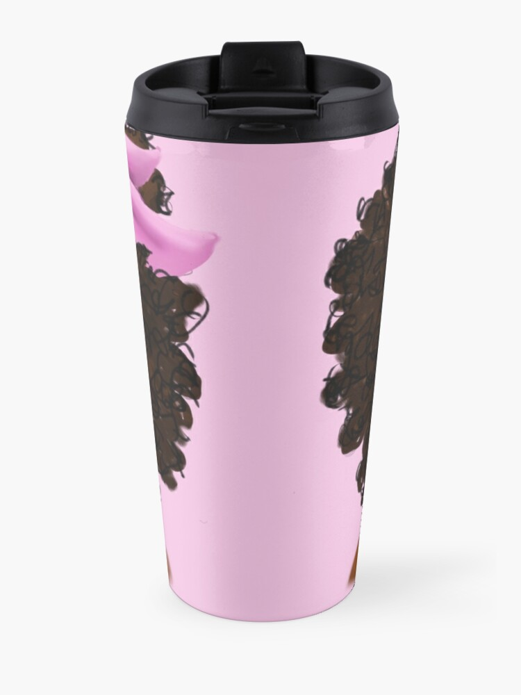 Alternate view of Bubble Gum Travel Mug