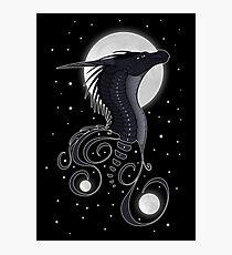 Darkstalker - Wings of Fire Photographic Print