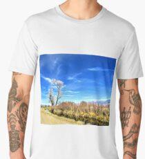 Sky Color Men's Premium T-Shirt