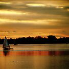 Ice Sailing by Barbara Gerstner