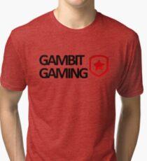 Gambit Gaming Tri-blend T-Shirt
