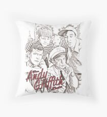 the andy griffith show Throw Pillow