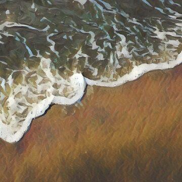 The Golden Coast by rachfaceburrdog