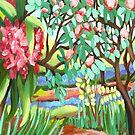 Everglades Gardens by marlene veronique holdsworth