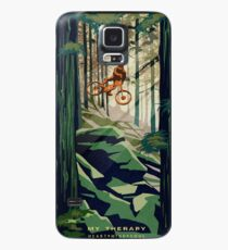 MY THERAPY: Mountain Bike! Case/Skin for Samsung Galaxy