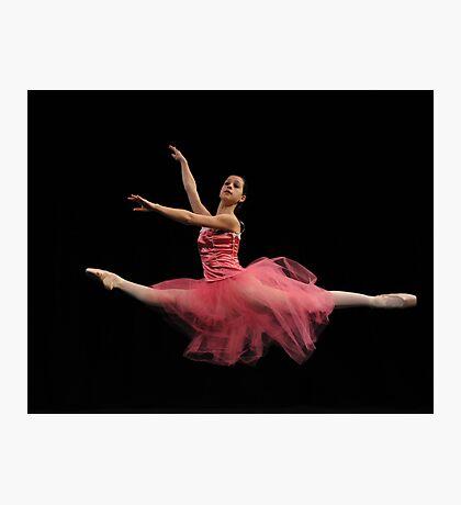 Dancing in Air Photographic Print