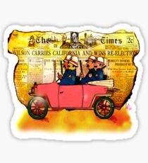 KeyStone Cops Sticker