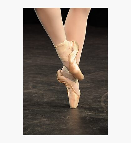 On Pointe Photographic Print