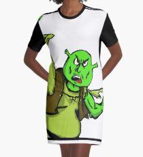 Shreks bizarres Abenteuer T-Shirt Kleid