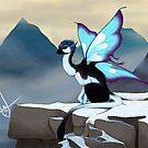Ero - Dragon of Winter by Aodhan Walker
